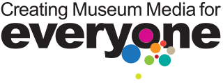 Creating Museum Media for Everyone (CMME) Logo